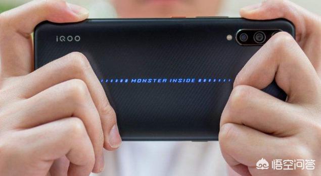 iQOO这款手机带的黑科技多不多啊?