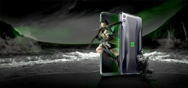 黑鲨 游戏手机2卡吗?