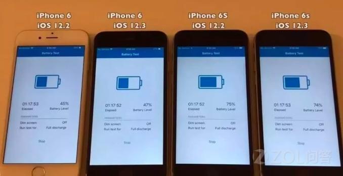 iOS 12.3 流畅度是牺牲续航换来的吗?旧设备适合升 iOS 12.3 吗?