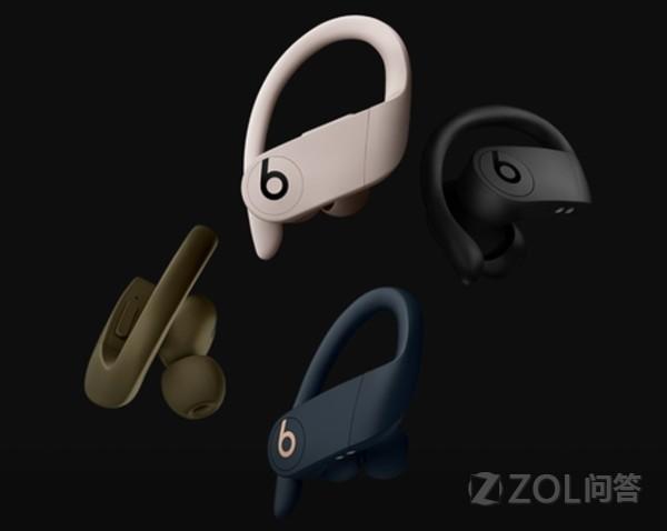 除了AirPods2苹果又推出了新无线耳机?