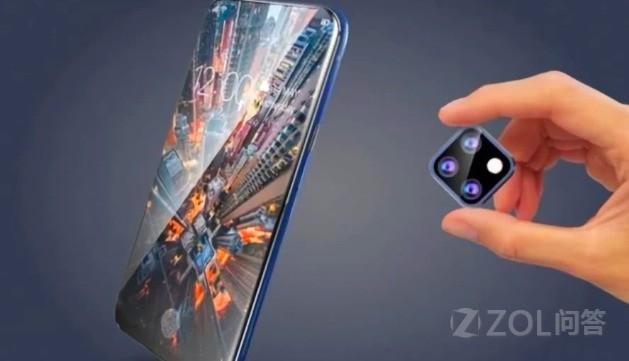 可拆装手机镜头 目前可能实现吗?