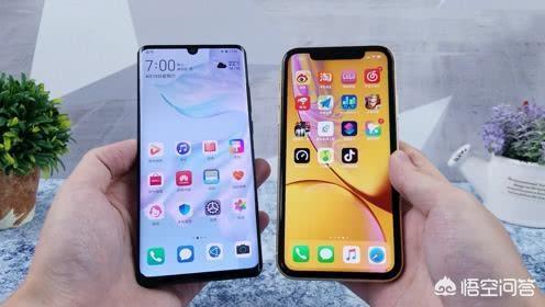 请教各位大神,准备入手一台价格5000元左右的手机,是苹果好还是华为好?