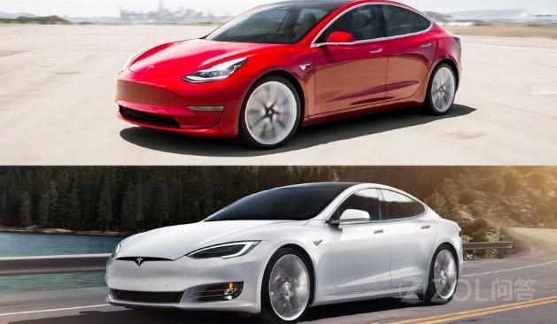 1辆Model S能买3辆Model 3 差别有多大?