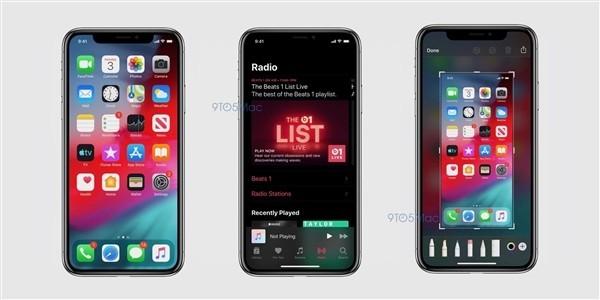 iOS13都会新增哪些功能?