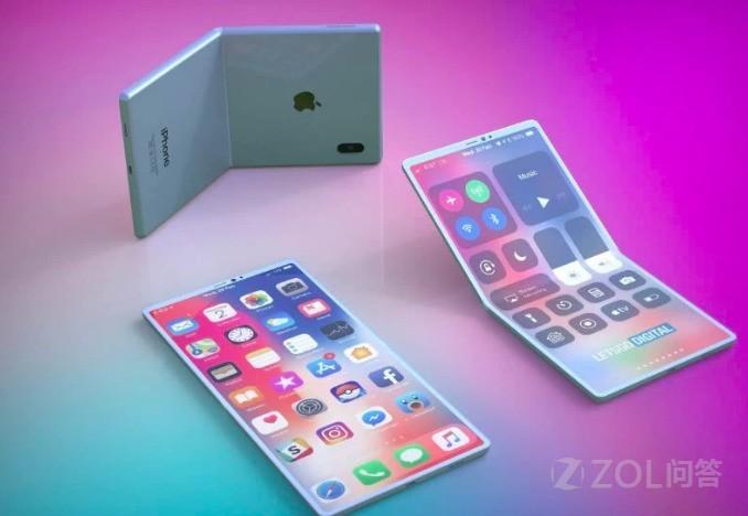 iPhone销量全球不佳 折叠屏iPhone要临危受命了吗?