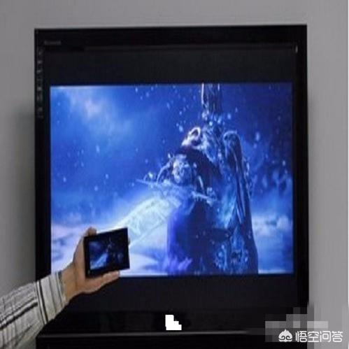 华为手机怎样把手机里边的电影投屏到智能电视上?