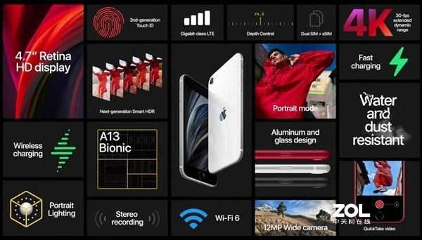 新iPhone SE内存和电池容量缩水了么?