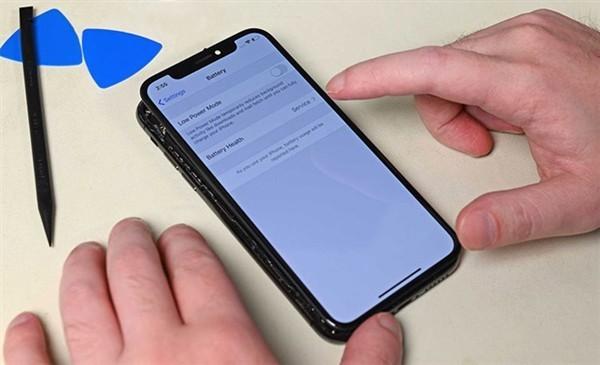 为什么说以后苹果手机不能自己换电池了?