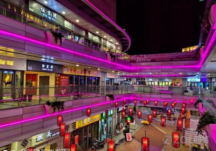 红米Note 7的夜景拍照体验到底怎么样?