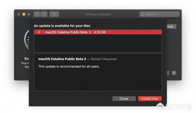 macOS Catalina第二个公测版带来了哪些更新?