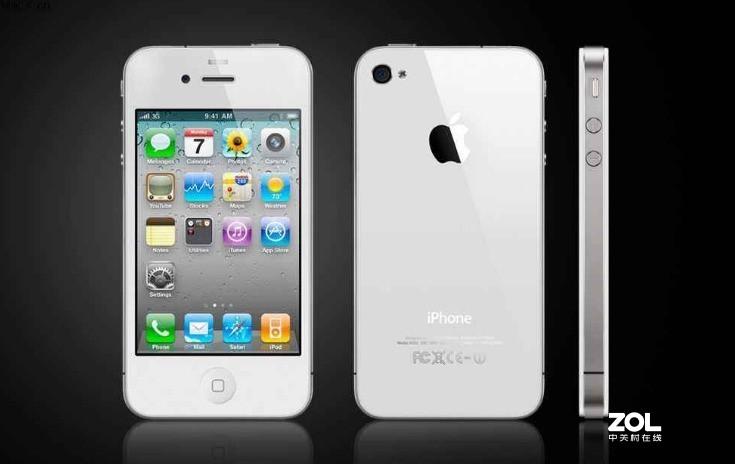 为什么现在纯白色手机越来越少了?