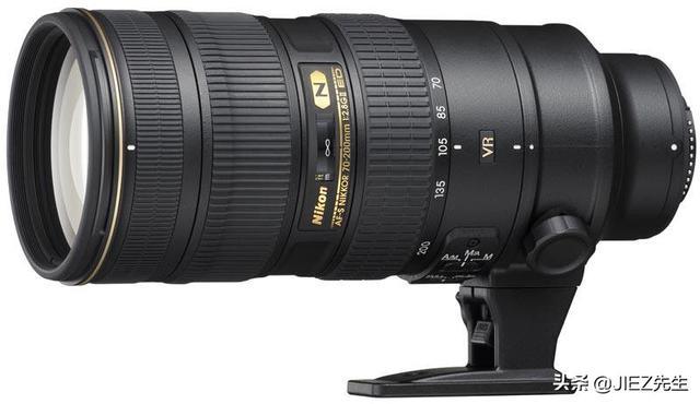 尼康D850+70-200mm/2.8G VR适合抓拍吗?