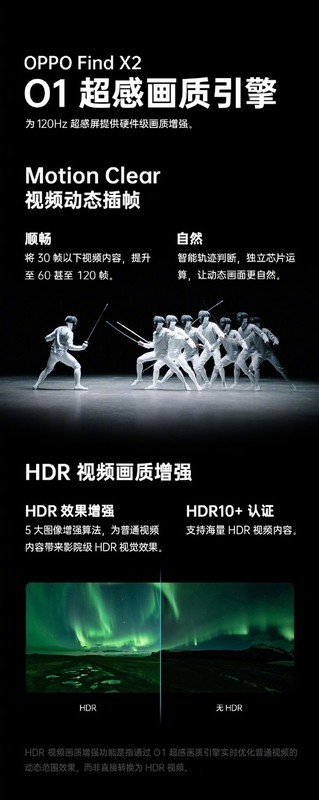 OPPO Find X2有什么黑科技?