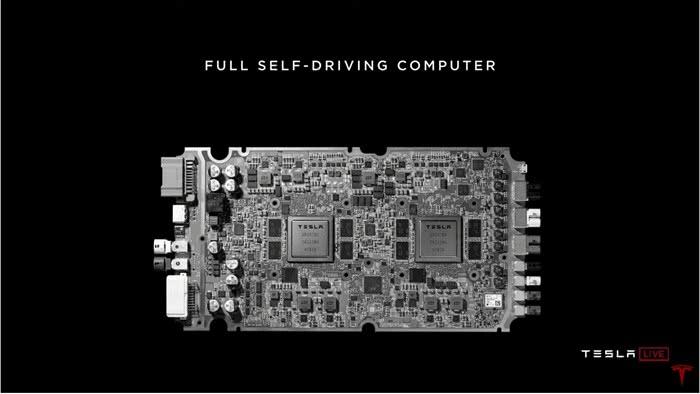 特斯拉全新自研芯片有多强?