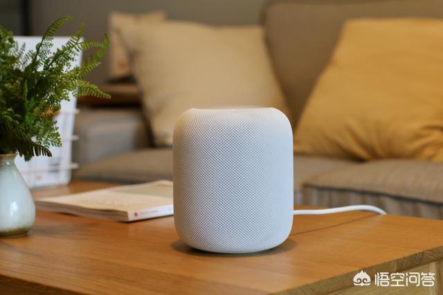 苹果智能音箱HomePod大家看好吗?