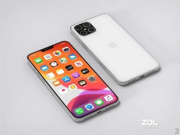iPhone 13将搭载后置四摄?