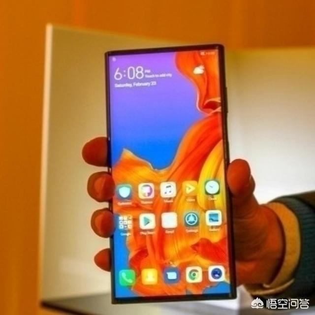 怎样评价华为Mate X和三星Galaxy Fold两款折叠屏手机?