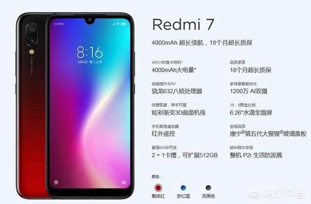 疑似红米Redmi 8真机曝光:后置双摄+指纹,怎么评价这部手机?