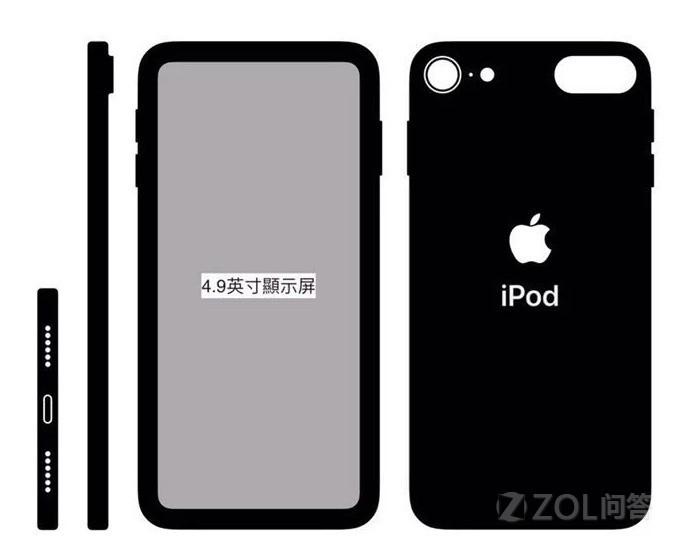 苹果iPod Touch 7值不值得买?itouch6和7的区别?