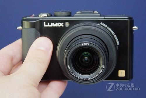 松下LX7的有效像素是多少?