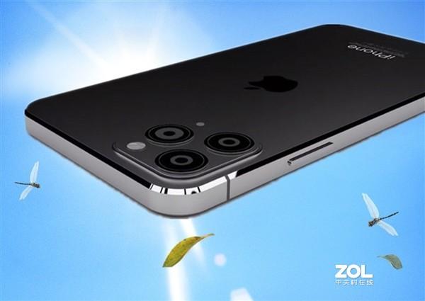 iPhone 12将回归经典设计?