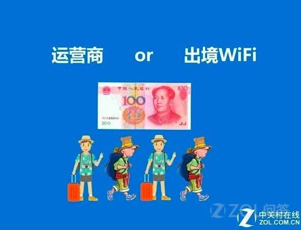 如何划算地办卡买流量 出国游玩靠什么上网?