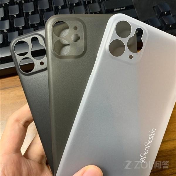 今年三款新iPhone长什么样?