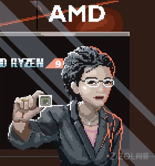 "AMD今年还有哪些""终极大招""?"