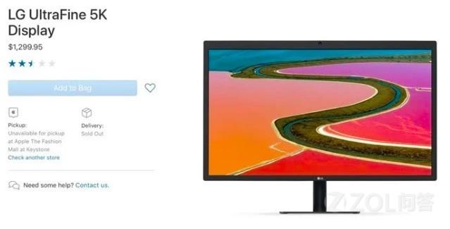 苹果全新31.6英寸6K显示器什么时候发布?