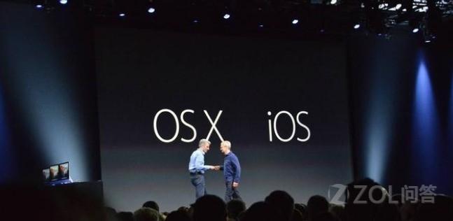 苹果为什么将操作系统拆分多个?