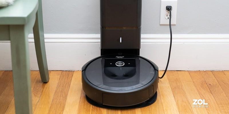 iRobot扫地机器人怎么样?