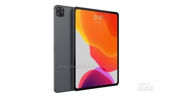 """2019款iPad也上""""浴霸""""镜头么?"""