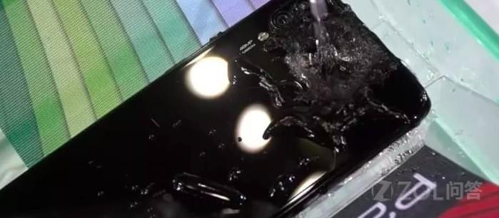红米Note7 Pro泡水后会怎么样?P2i防水靠不靠谱?