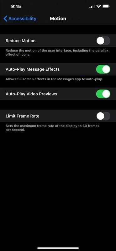 iPhone 12将安排120Hz屏幕?
