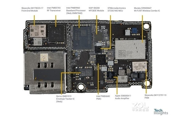 自己组装iPhone 11要多少钱?