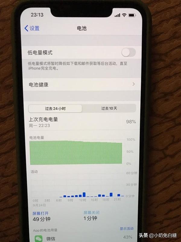 Iphone 11 Pro Max出现严重问题?