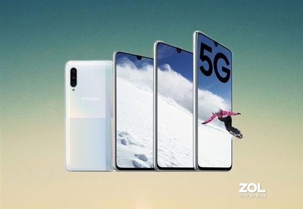 什么时候会有5G中端机型上市?