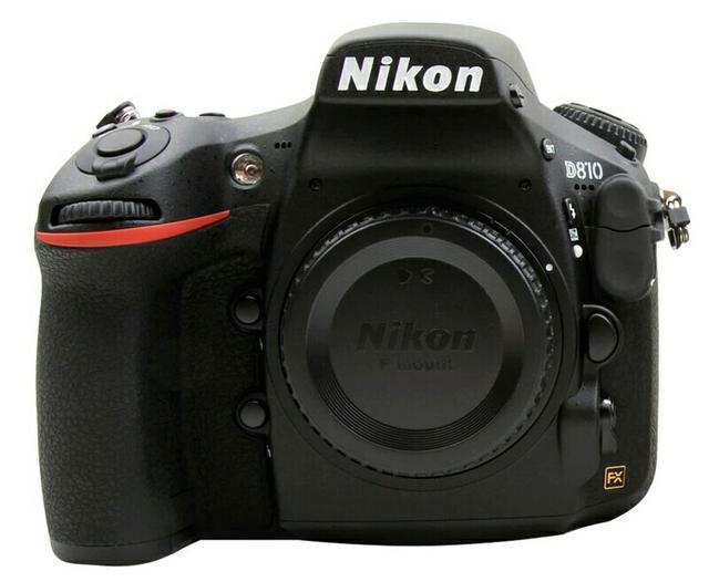 如何看待尼康宣布D610、D810相机停产?