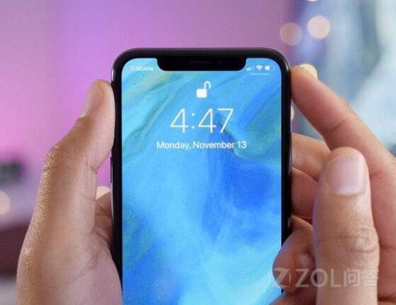 新款iPhone X刘海部分会缩小?
