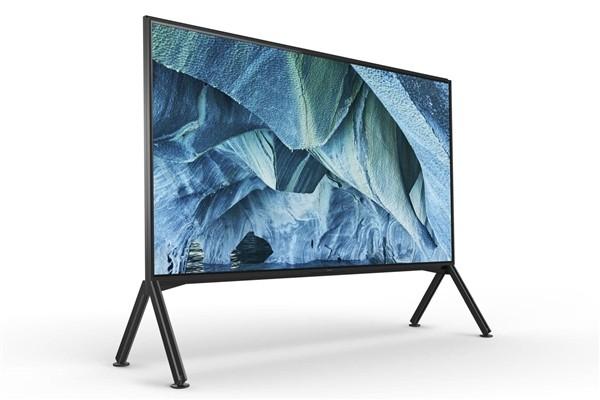 98寸索尼8K智能电视有多强?
