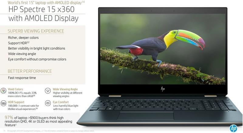 为什么笔记本上不用OLED屏幕?