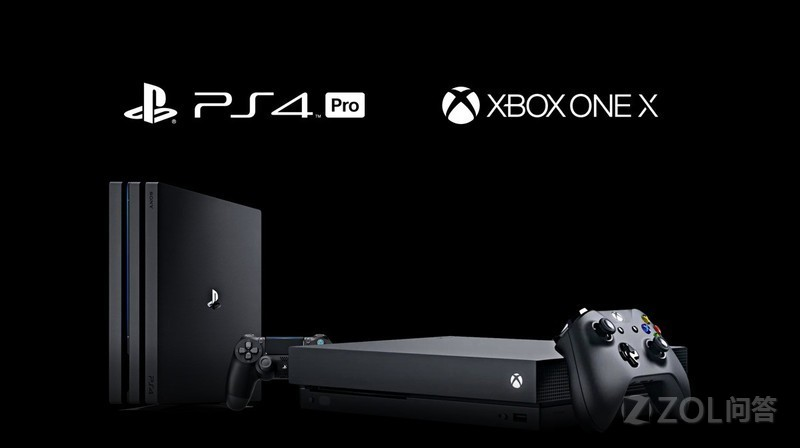 Xbox One X和PS4Pro有什么区别?Xbox One X和PS4Pro到底谁才是最强主机?