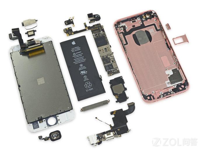 iPhone6s的电池为什么缩水了?