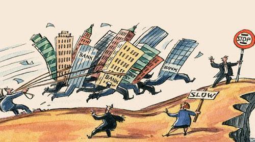 如果真发生金融危机,到底是留房子还是留钱呢?