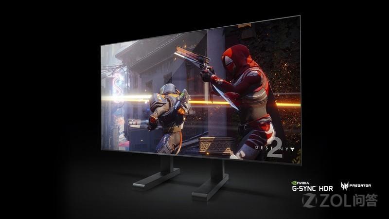 Nvidia的游戏显示器BFGD发布了吗?这个显示器有什么特色?