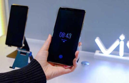 vivo发布的屏幕指纹识别手机怎么样?