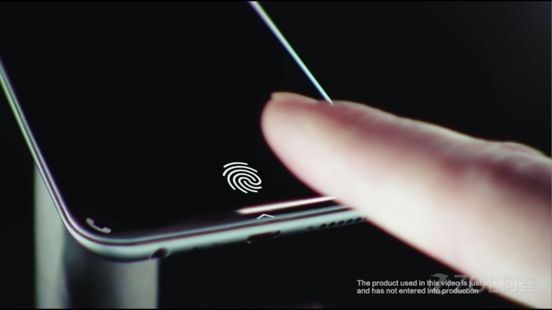 vivo是发布了屏下指纹识别的技术吗?这是真的吗?