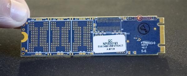 英睿达在CES 2018上推出的MX500固态硬盘怎么样?