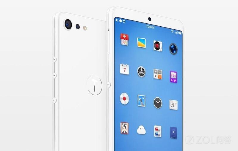 为什么现在没有纯白色的手机了?