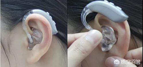 双耳配戴助听器,左耳听不到,右耳听得到,这是怎么回事?